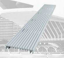 - 친환경소재 알루미늄재질로 제작- 건물 내/외부에 보행자 통행로에 설치가 적합- 요철구조로 논슬립 구현 및 디자인효과- 소형배수로, 안전보행용에 특화된 제품